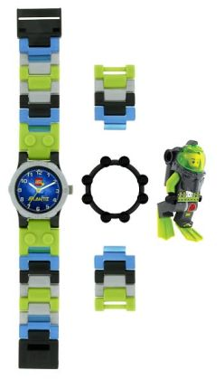 LEGO Atlantis Watch with Mini Figure