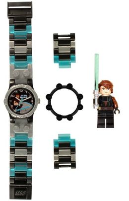 LEGO Clone Wars Watch with Mini Figure - Anakin