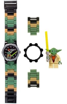 LEGO Star Wars Watch with Mini Figure - Yoda