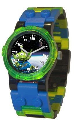 LEGO Toy Story Watch with Mini Figure - Alien