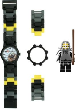 LEGO Ninjago Kendo Cole Watch with Mini Figure