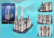 Daron 41 Piece 3D Puzzle - St. Patrick's Cathedral