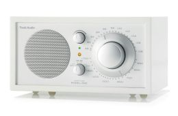 Tivoli Audio Model One AM/FM Radio - Frost White/White