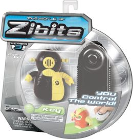 Zibits Mini Remote Control Robots Wave 3.0