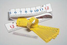 Elapsed Time Ruler - Student Ruler Set of 6 - Grades 2-5