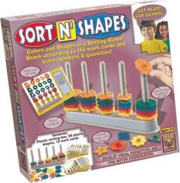 Preschool Math Games - Set of 6