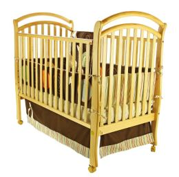Dream On Me, Bentwood Tuscany 3 in 1 Convertible Crib, Natural