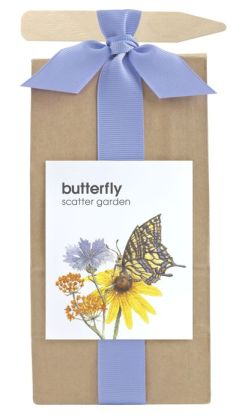 Butterfly Scatter Garden in Bag