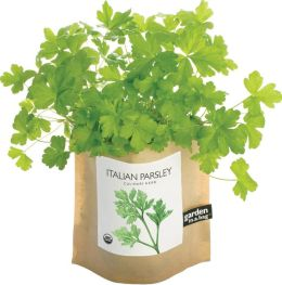 Parsley Indoor Garden in a Bag
