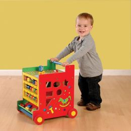 8 in 1 Activity Learning Cart