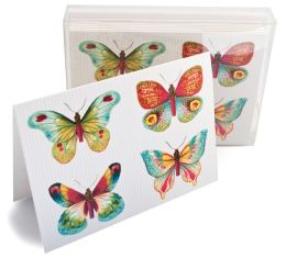 Butterfly Note Card Set of 6