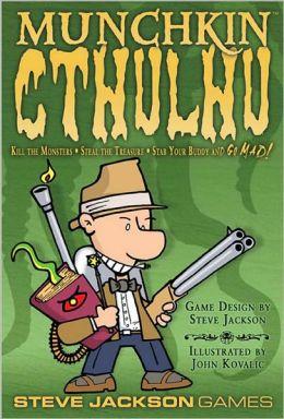 Munchkin Cthulhu 2010 printing