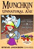 Product Image. Title: Munchkin Unnatural Axe-Spec Ed