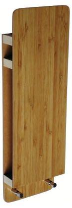 Bamboo Dry-Erase Entry Butler (13x4)