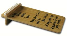 Bamboo Dry-Erase Desktop To-Do Board (9x6)