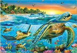 Sea Turtles 500 Piece Puzzle
