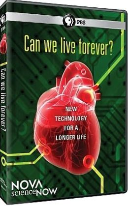 NOVA scienceNOW: Can We Live Forever?