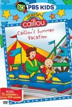 Best Of Caillou: Caillou's Summer Vacation