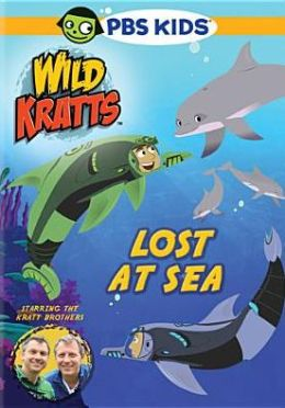 Wild Kratts: Lost At Sea (Winter 2013)