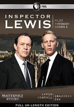 Masterpiece Mystery: Inspector Lewis Pilot Through