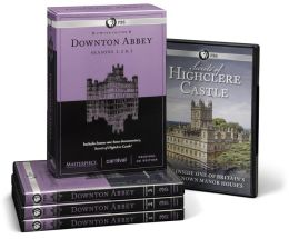 Masterpiece Classic: Downton Abbey - Seasons 1, 2 & 3 (UK Edition) Limited Edition