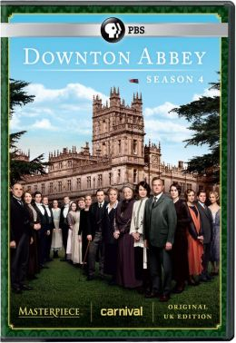Masterpiece Classic: Downton Abbey Season 4