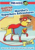 Video/DVD. Title: Martha Speaks: Martha's Superhero Adventures