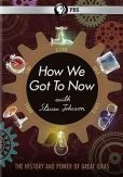Video/DVD. Title: How We Got To Now With Steven Johnson