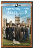 Video/DVD. Title: Masterpiece Classic: Downton Abbey Season 5