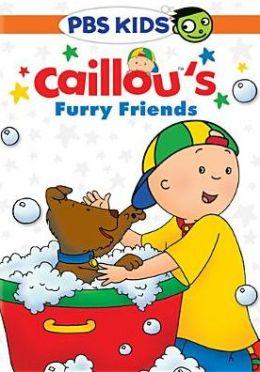 Caillou: Caillous Furr...
