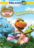 Video/DVD. Title: Dinosaur Train: Eggstravagaza & Puzzle