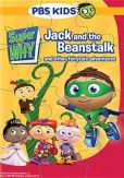 Video/DVD. Title: Super Why: Jack & The Beanstalk & Other Fairytale