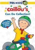 Video/DVD. Title: Caillou: Caillou's Can Do Collection