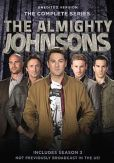 Video/DVD. Title: Almighty Johnsons: The Complete Series
