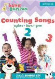 Video/DVD. Title: Baby Genius: Counting Songs