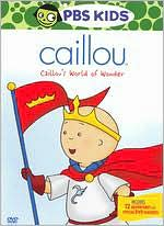 Caillou: Caillou's World of Wonder / (Full Dol)