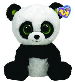 Ty Beanie Boos Plush - Bamboo panda