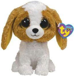 Ty Beanie Boos Plush - Cookie Dog
