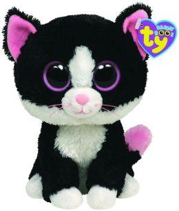 Ty Beanie Boos Plush - Pepper cat