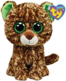 Ty Beanie Boos 6 Inch Plush - Speckles leopard