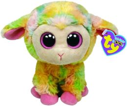 Ty Beanie Boo's Plush, Multi-Colored Lamb