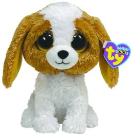 Ty Beanie Boos Plush - Cookie dog 13in
