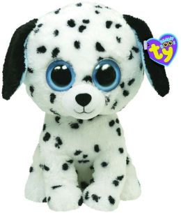 Ty Beanie Boos Plush - Fetch dalmation dog 8in