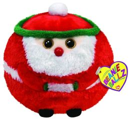 Beanie Ballz Plush - Kringle Santa