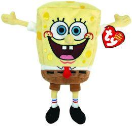 Ty Beanie Babies Plush Spongebob