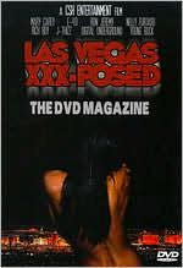 Las Vegas XXX-Posed: DVD Magazine