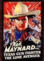Ken Maynard Double Feature