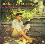 Solemn Meditation [Bonus Tracks]