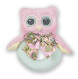 Lil Hoots Ring Rattle
