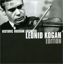 Leonid Kogan Edition